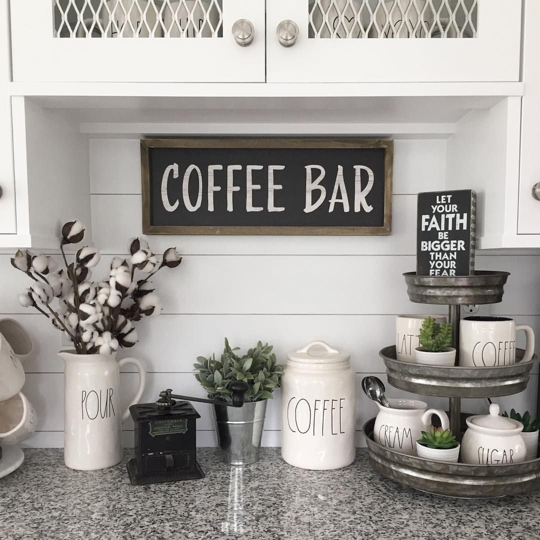 Tiered tray from hobby lobby Kitchen Pinterest