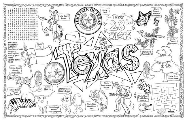 1000 images about texas coloring book on pinterest texas