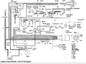 Bayliner Capri WiringDiagram | Boat | Pinterest