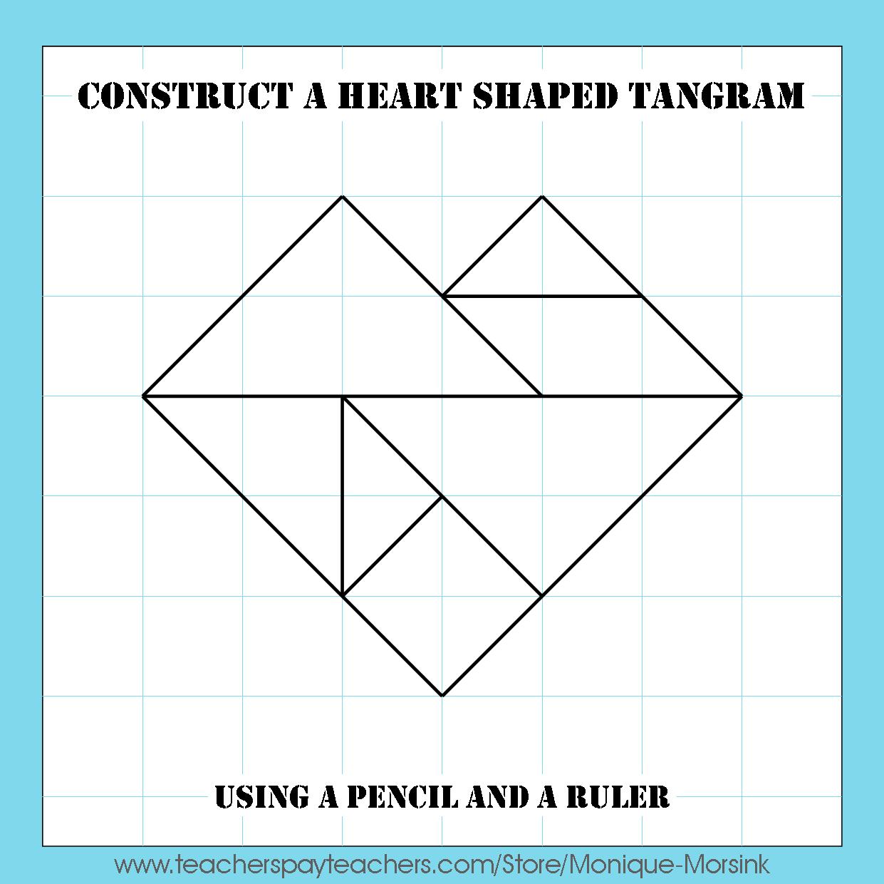 Worksheet Tangram Puzzles Worksheets Grass Fedjp