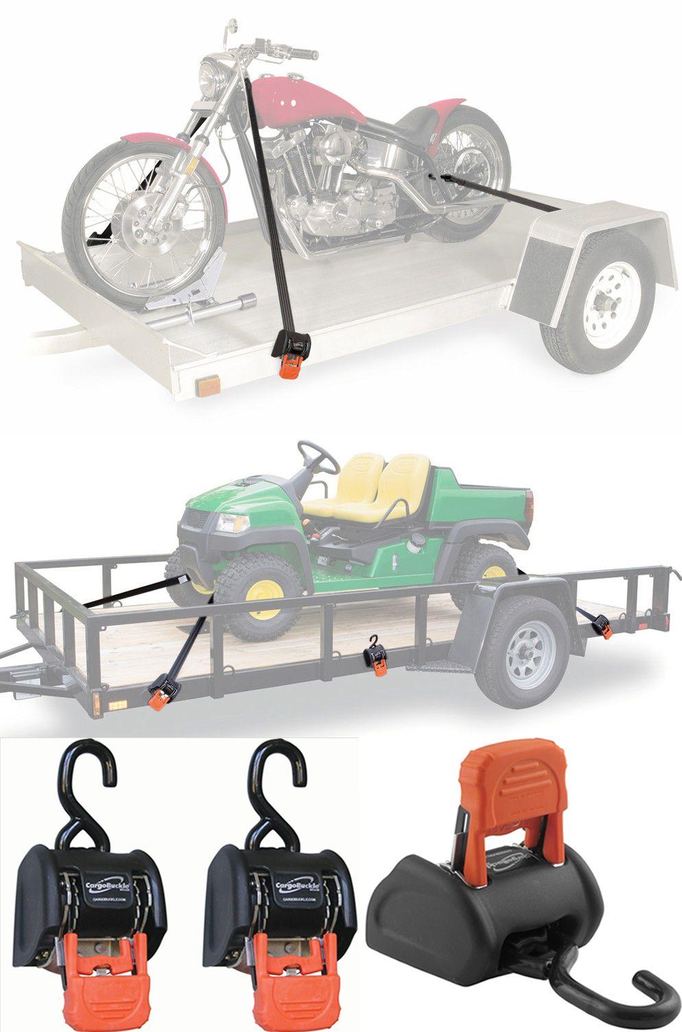 Cargobuckle g3 retractable ratchet tiedown straps bolt