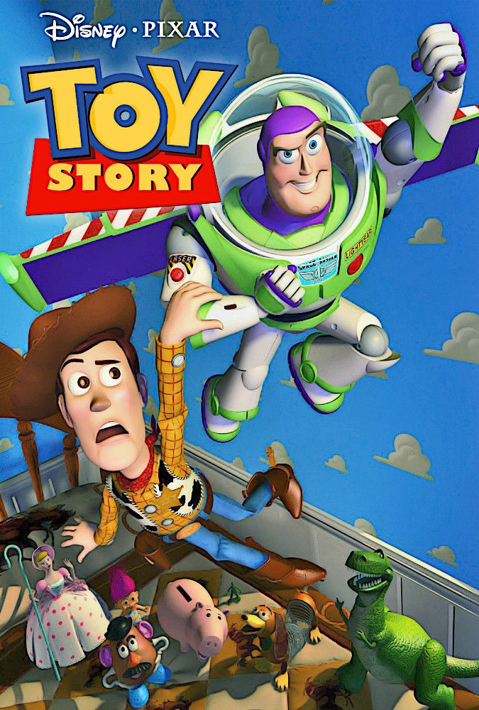 Disney Challenge day 19 least favorite Pixar. Toy Story