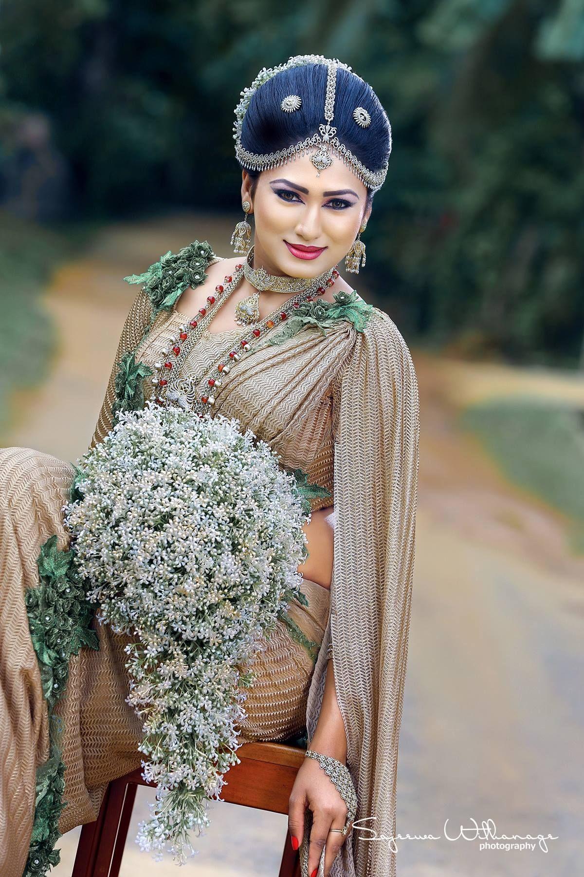 Sri Lankan fashion Sri Lankan Weddings Pinterest