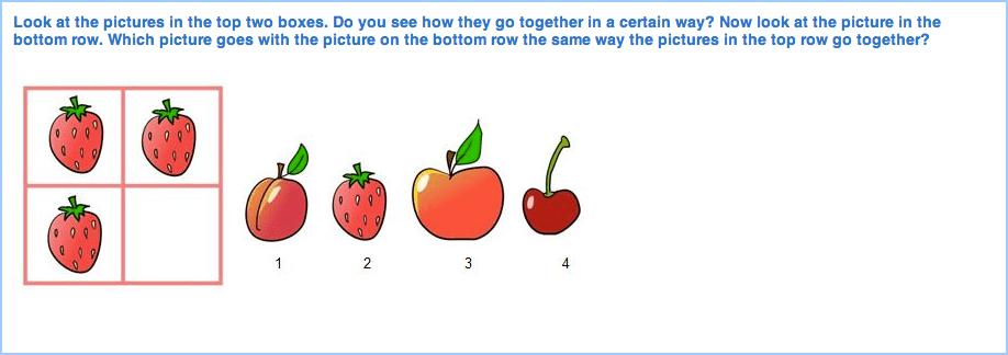 Kindergarten olsat practice test question olsat olsat