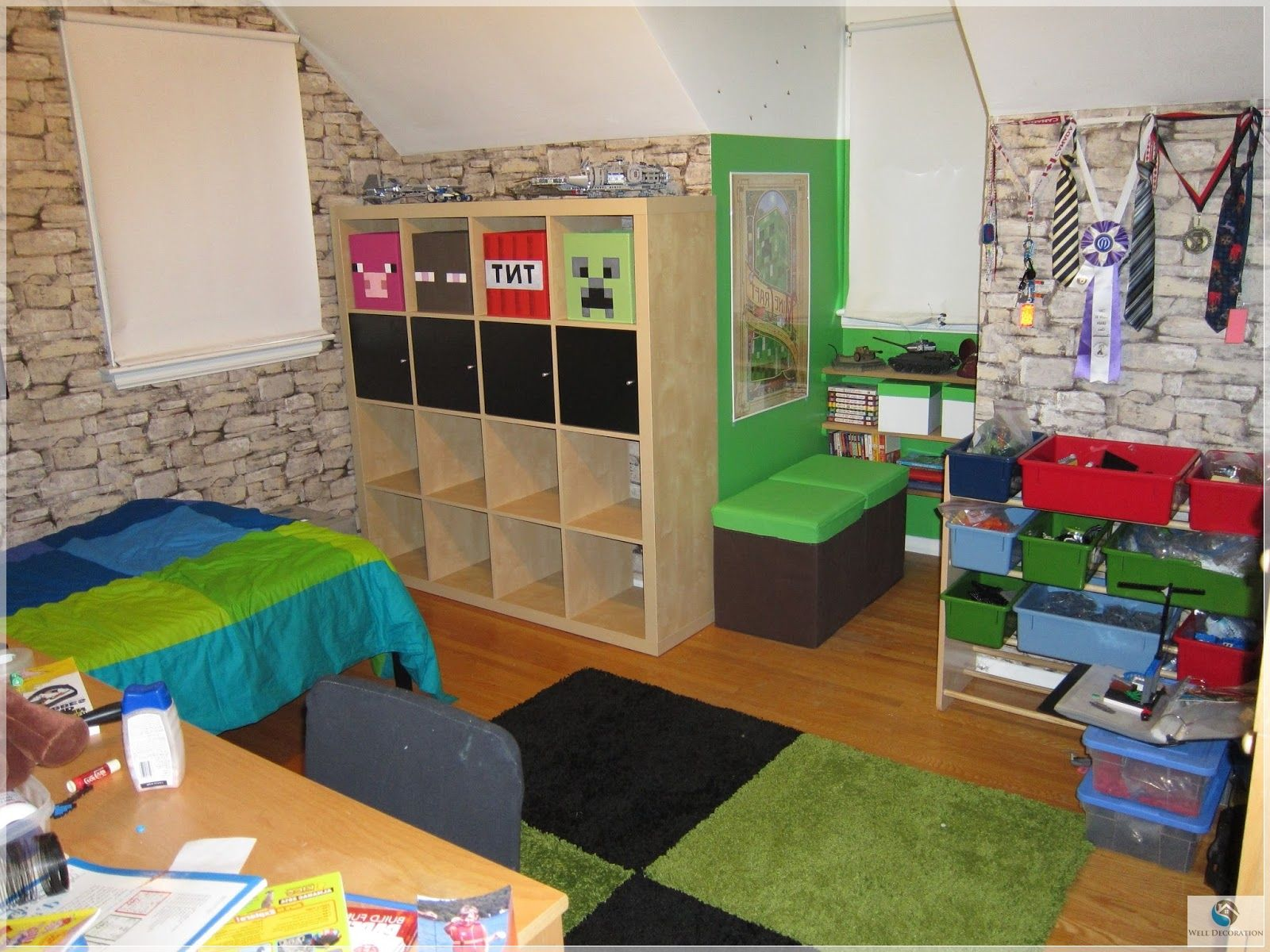Minecraft Bedroom Furniture Real Life Minecraft Bedroom Furniture Real Life Outstanding Home And Decor Minecraft Room Decor Ideas Interior Exterior Colors Storage Minecraft Bedroom Minecraft And A Child On Pinterest Also Check