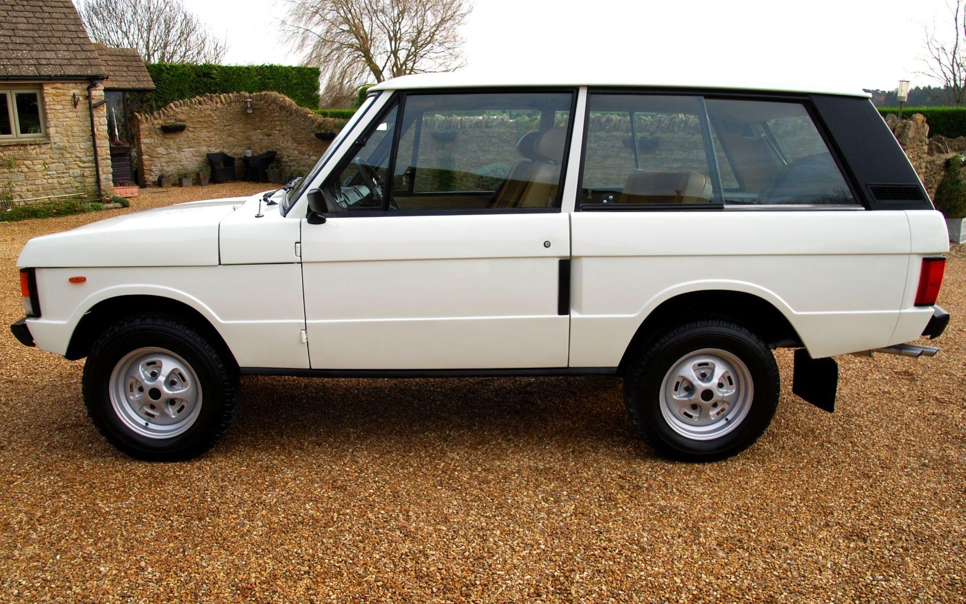 1979 Land Rover Range Rover 2 DOOR V8 SUFFIX G