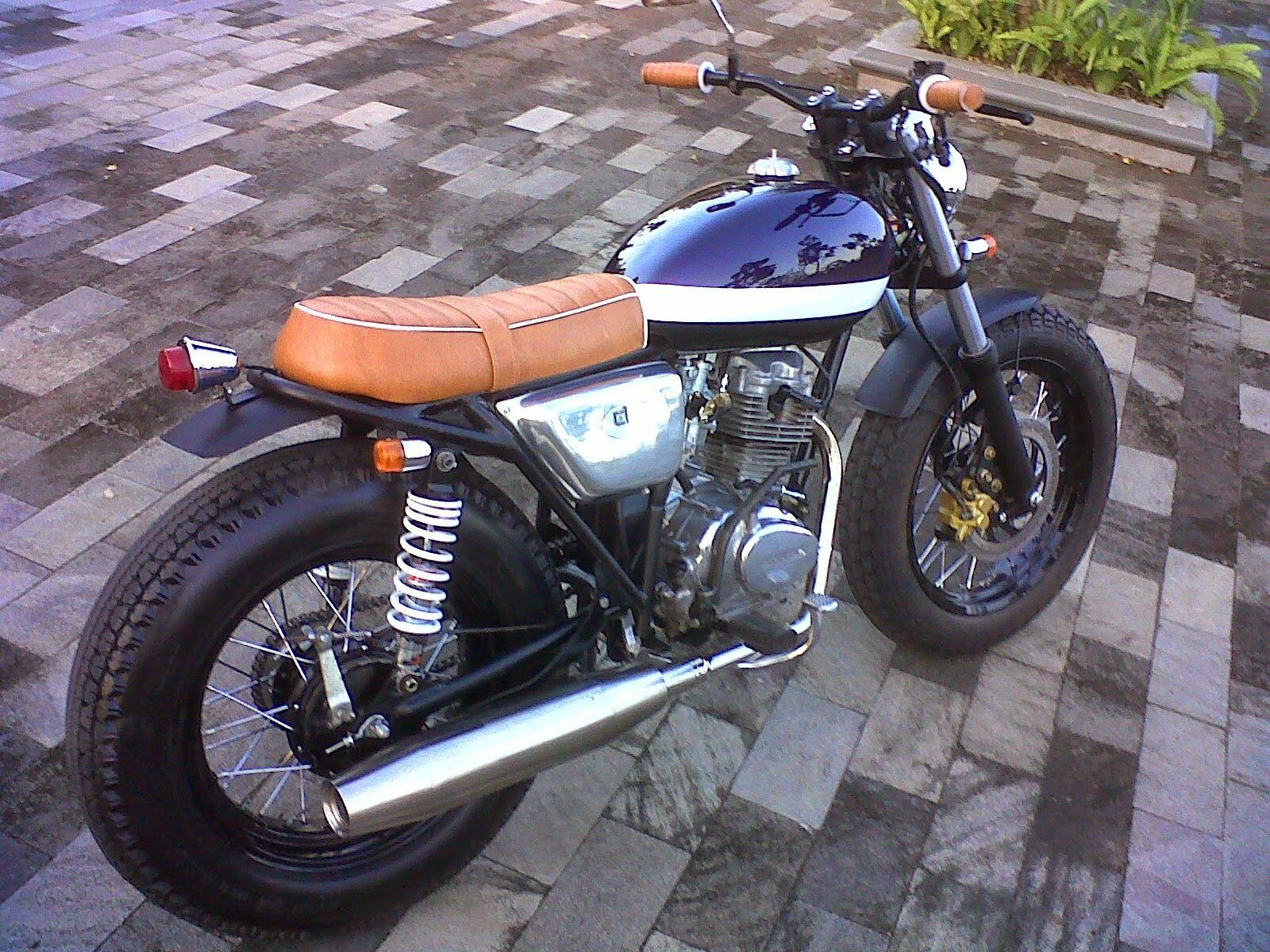 Modifikasi Motor Honda Cb Jap Style Motorcycle