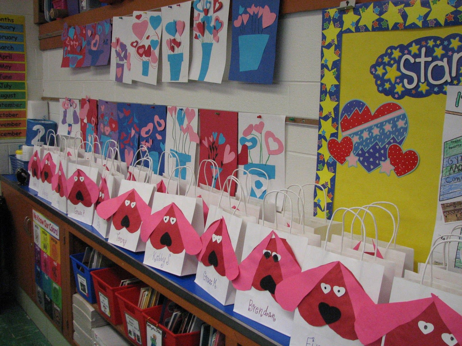 Valentine S Day Crafts For Second Graders Dew Drop Into First Grade Happy Valentines Day