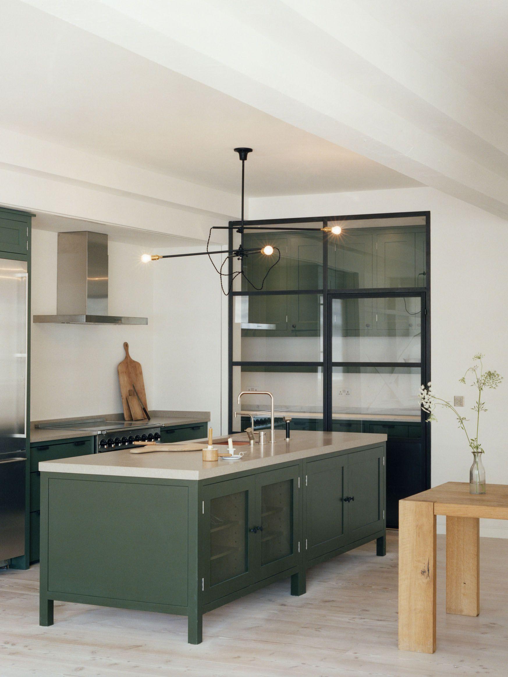 Green Kitchens Lexi Westergard Design Blog In