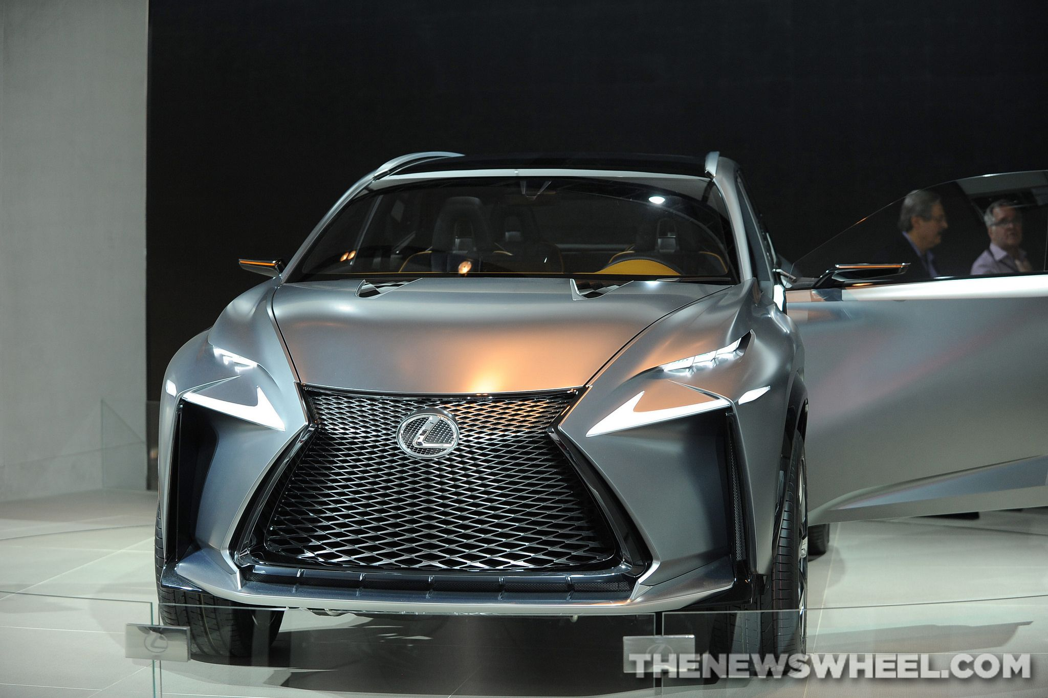 Luxury is ing to the small SUV crossover segment with the Lexus