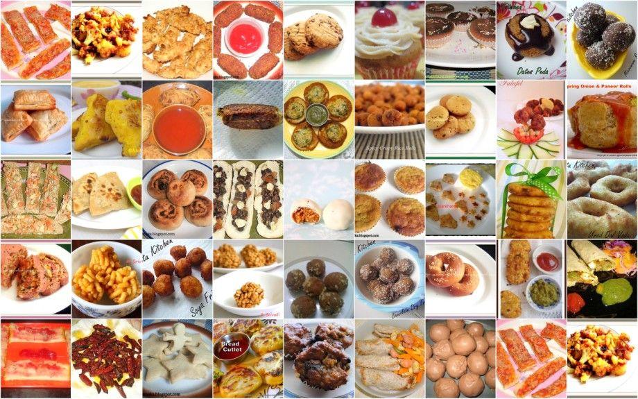 finger foods for parties Kid's Delight Finger Food