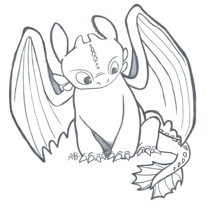 toothless toothless drawing and toothless dragon on pinterest