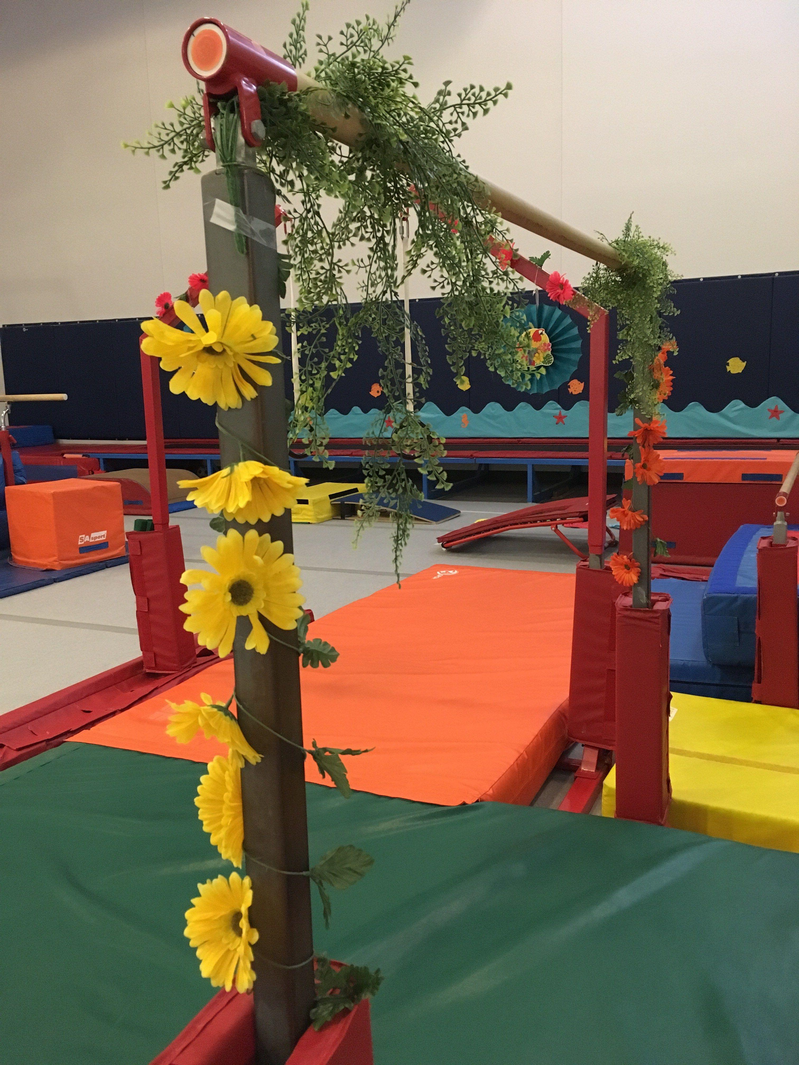 Hawaiian Moana Theme Week Decorations Click For Many More Theme Set Up And Activity Ideas