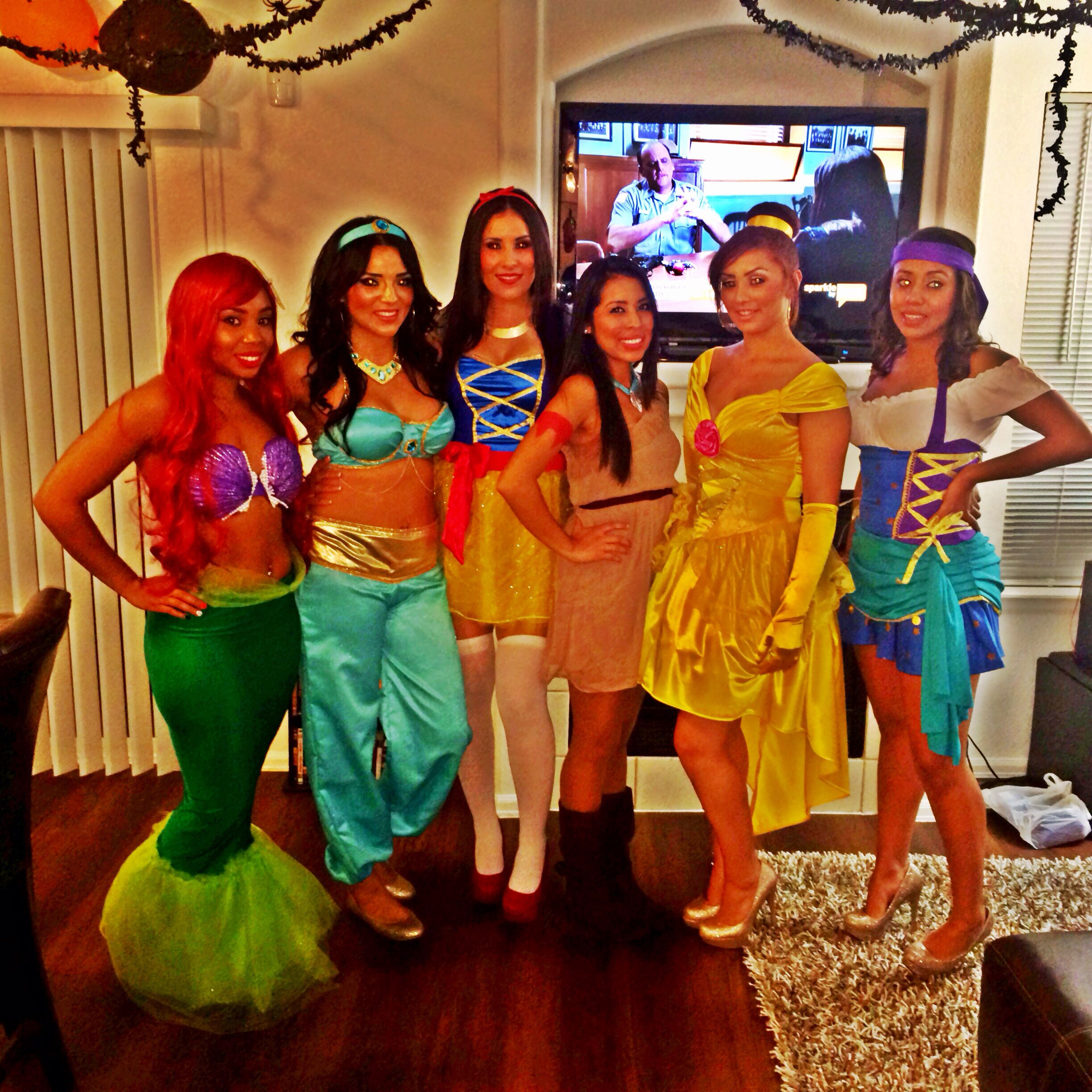 Disney Princess DIY Halloween Costumes Tips & tricks