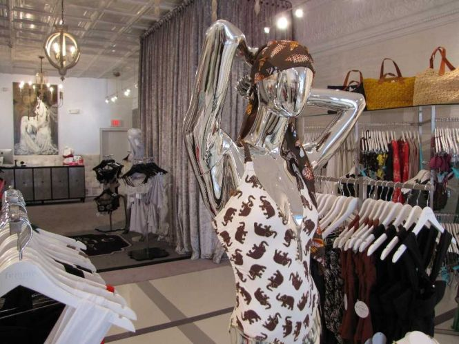 Boutique Ideas Bypass Everything And The Chandelier Is What I Love