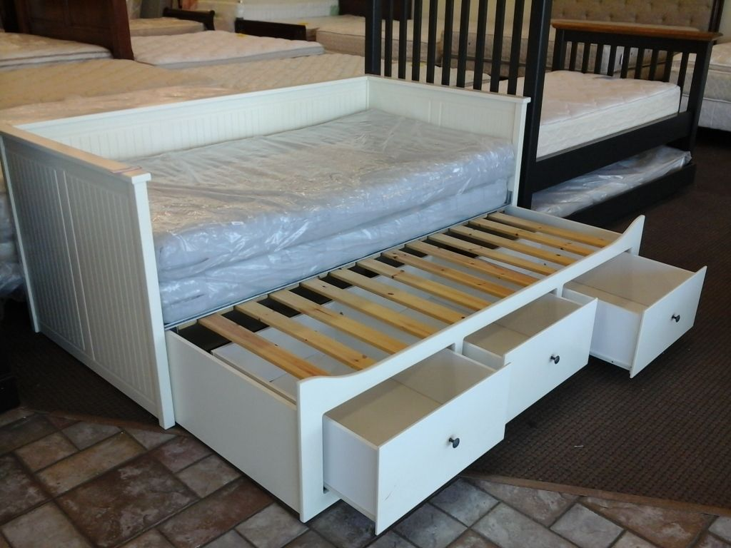 Awesome Ikea Daybed With Trundle Pinteres