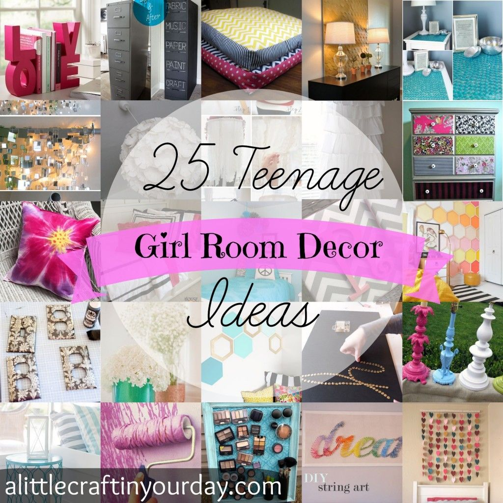 25 Teenage Girl Room Decor Ideas Paper walls, Updo and