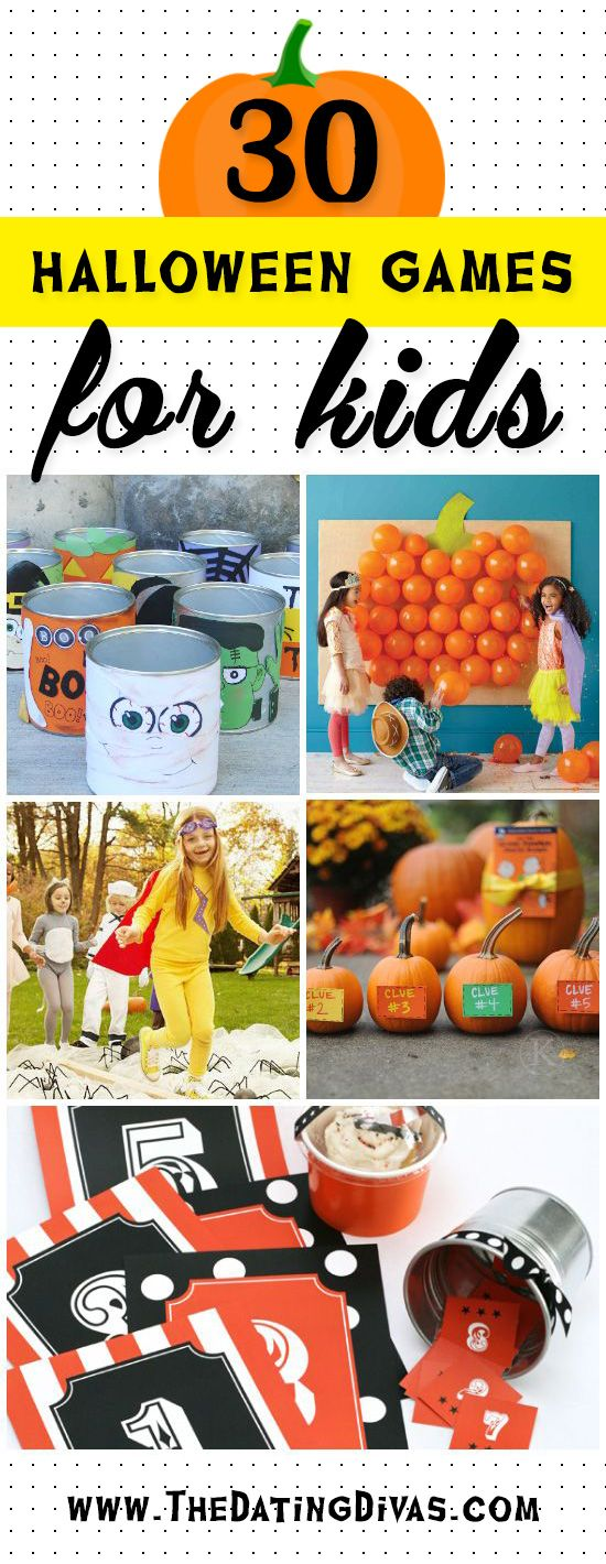 66 Halloween Games for the Whole Family Plays, Halloween