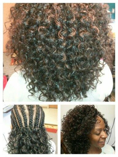 Crochet Braids Freetress Gogo Curl Pattern By Hair Splendor Beauty Supply Stylist
