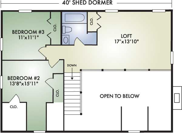Plans For Our Second Floor Addition