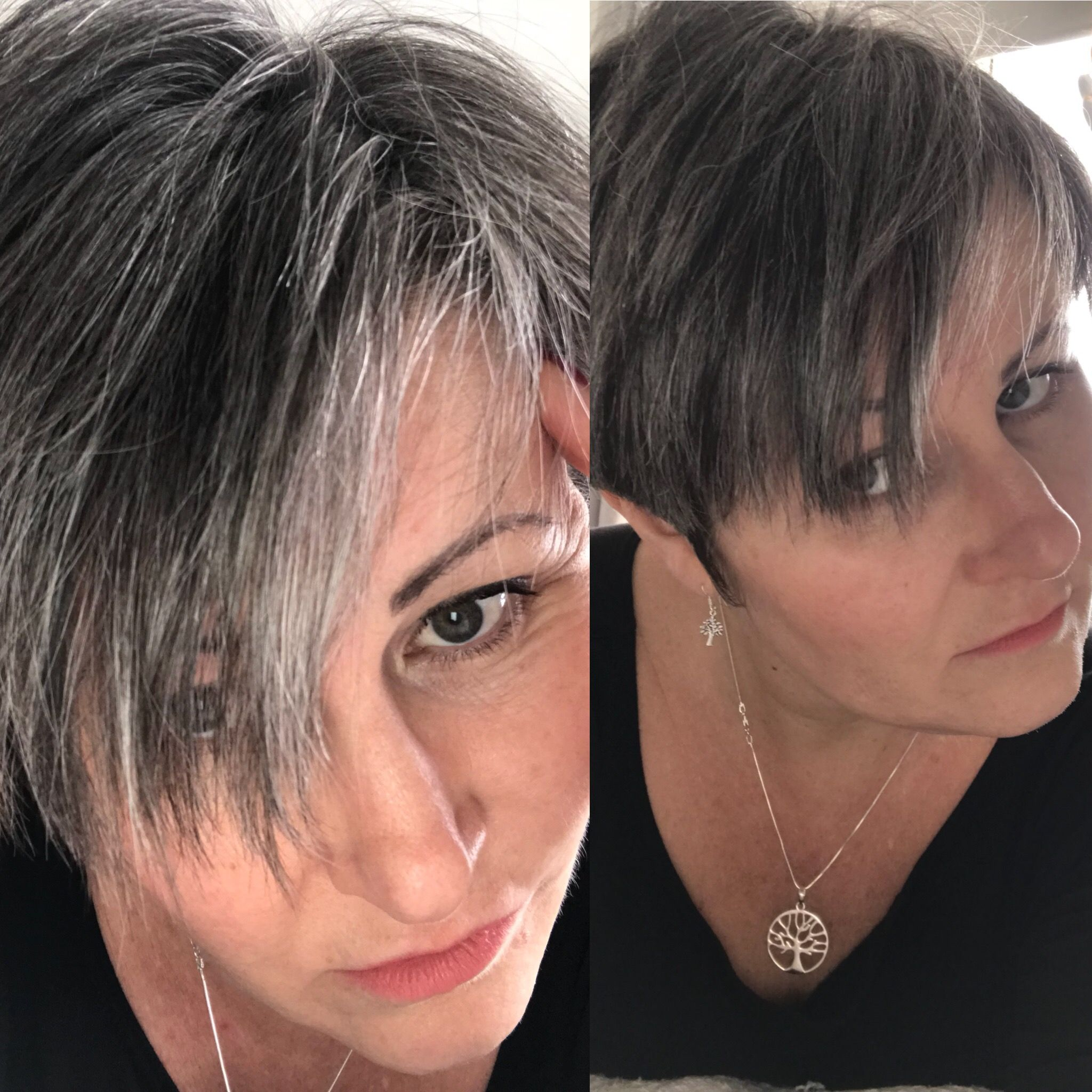 Yet another pixie grow out Pixie grow out no 2