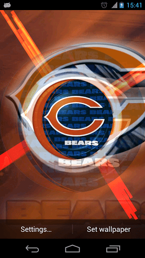 Chicago Bears Live Wallpaper For Android
