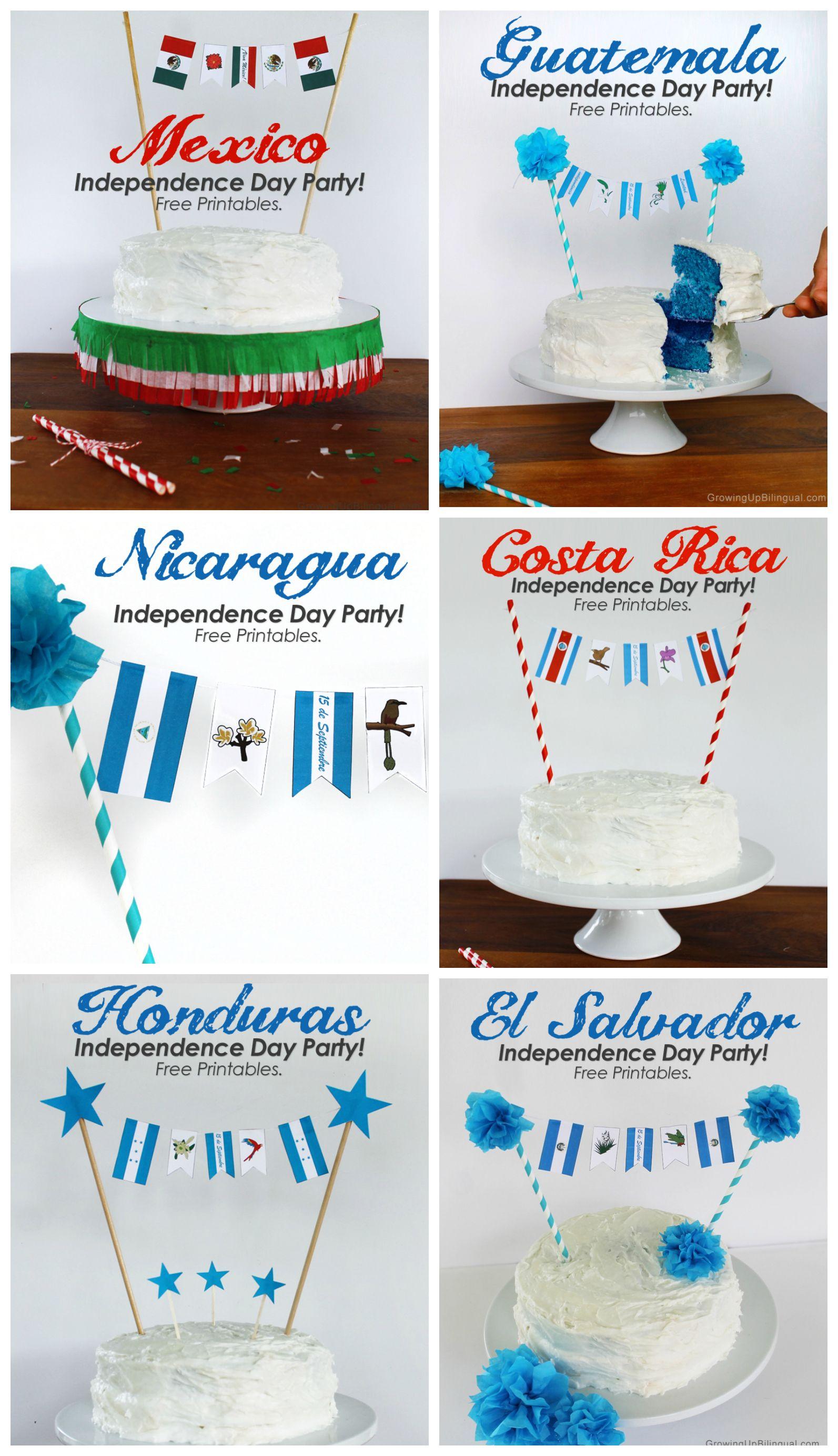 Celebrating Guatemala S Independence Free Party