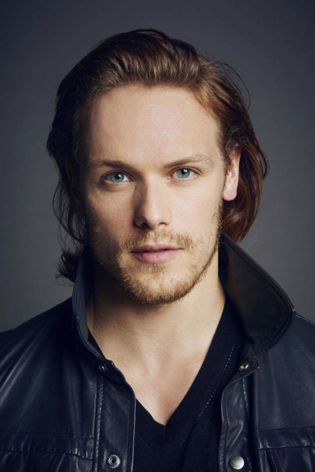 Image result for Sam Heughan