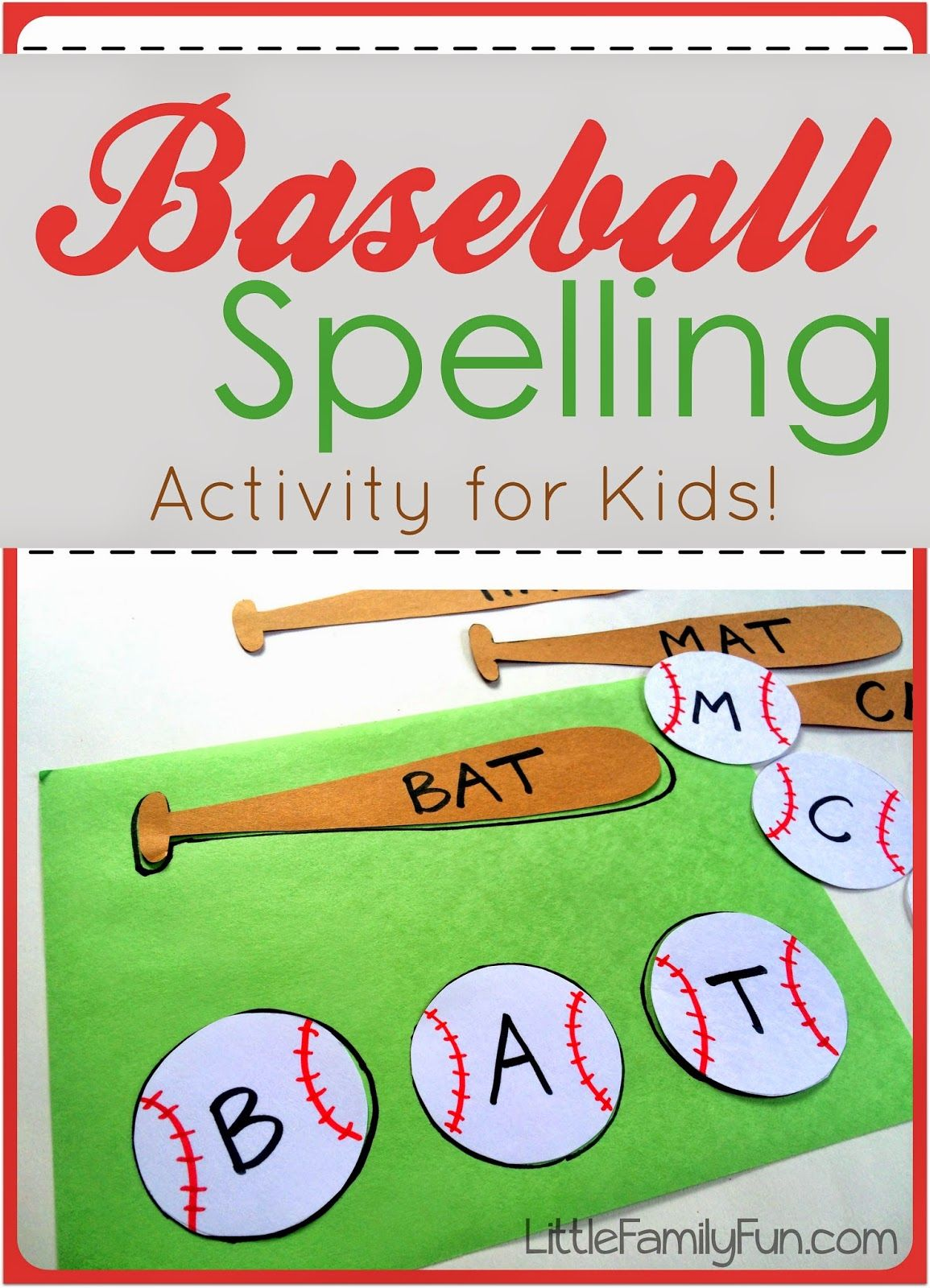 A Cute Amp Easy Way To Practice Letters Spelling Amp Reading
