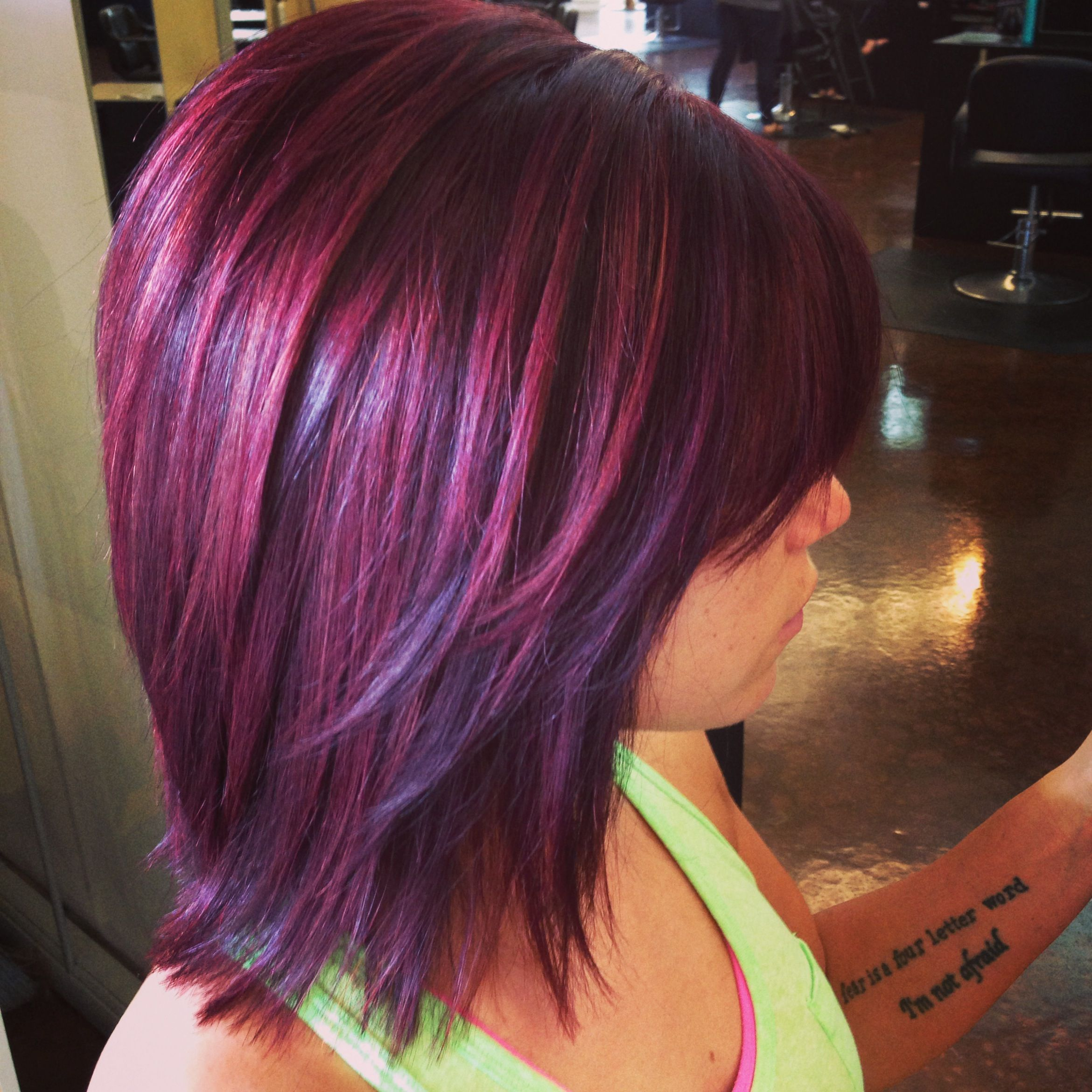 Goldwell Color 6rv And 7pk Highlights