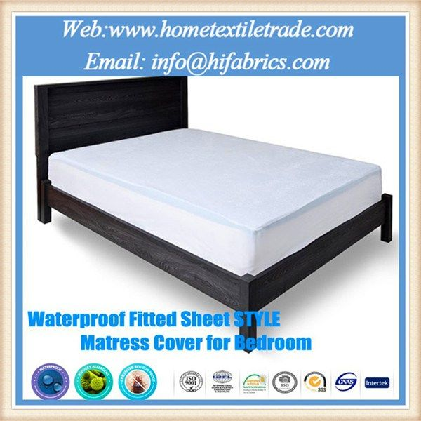 Short Plush Mattress Protector In Winnipeg