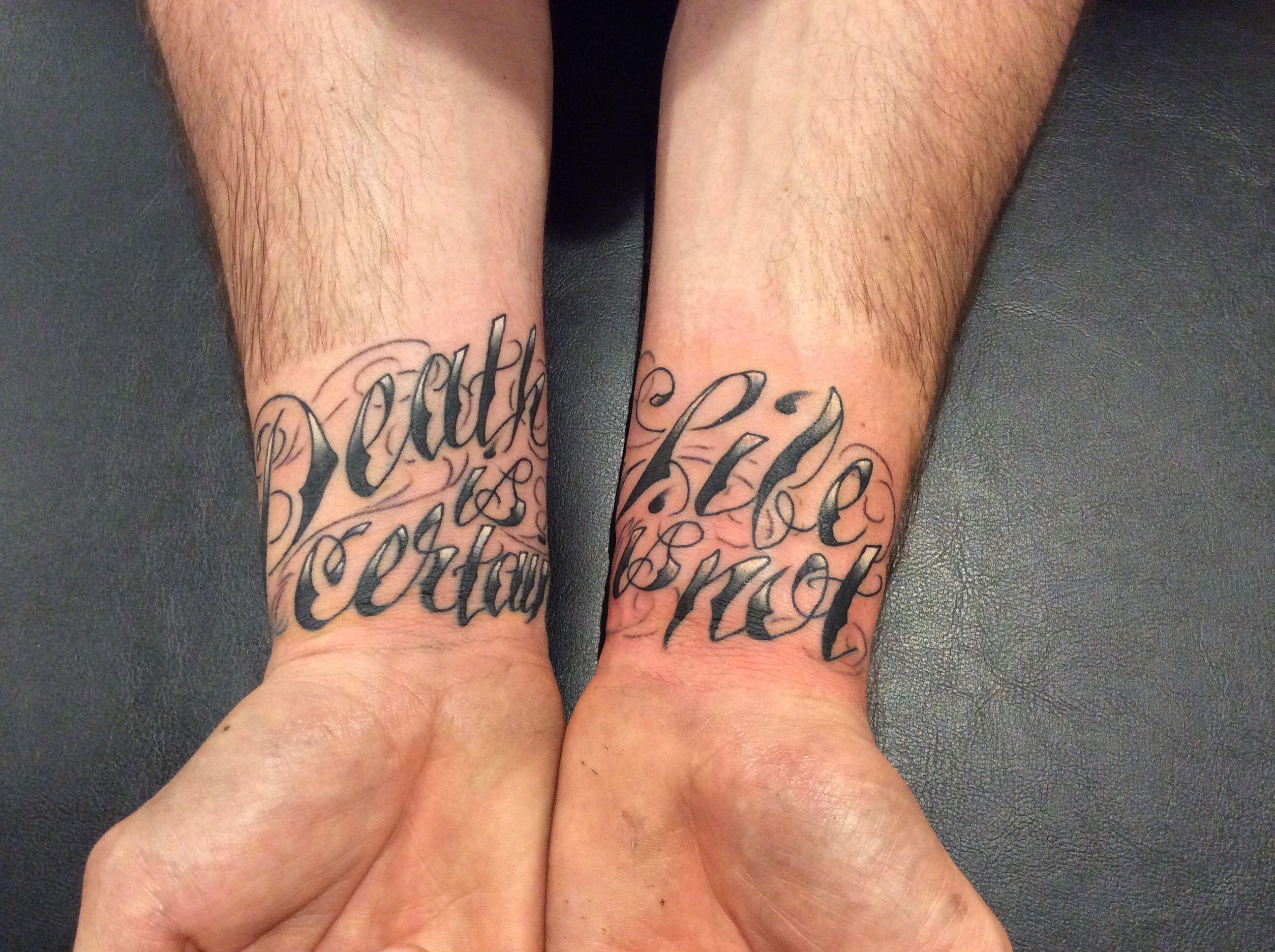 Tattoo by Jojo Miller, Dynamic Ink, Eternal Ink, tattoo