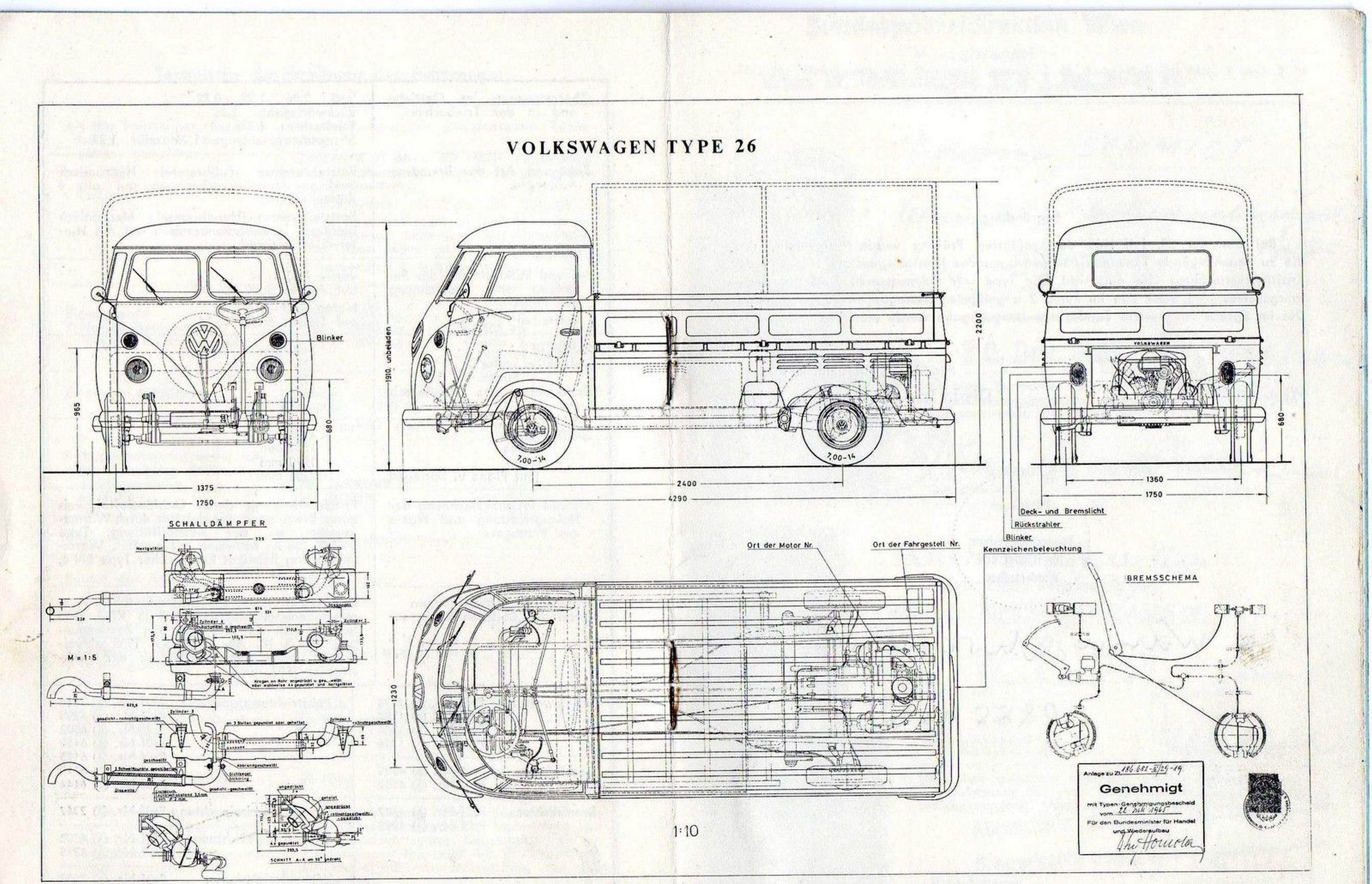 Vw Type 26
