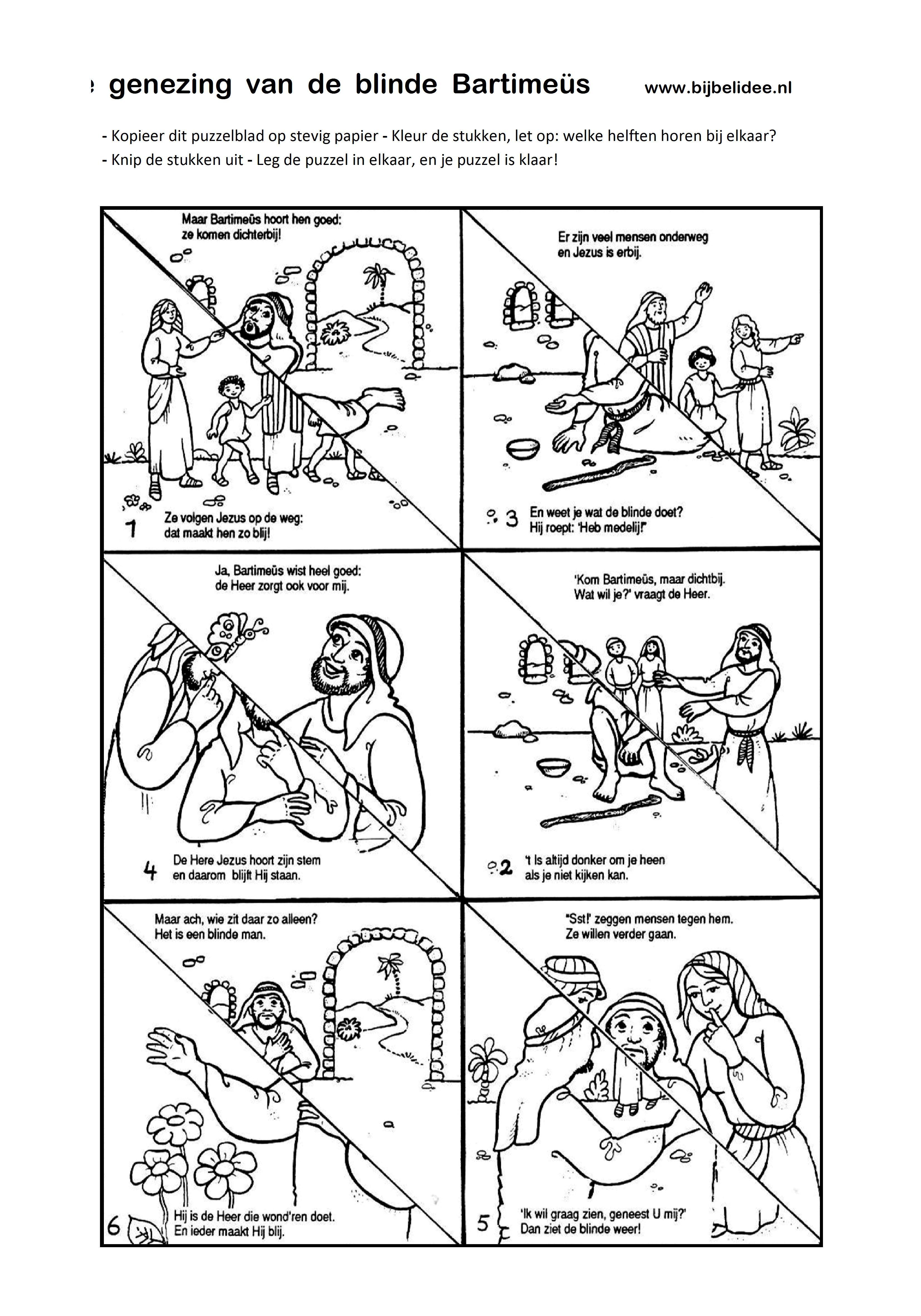 Bartimeus Puzzel Jbelidee Puzzels
