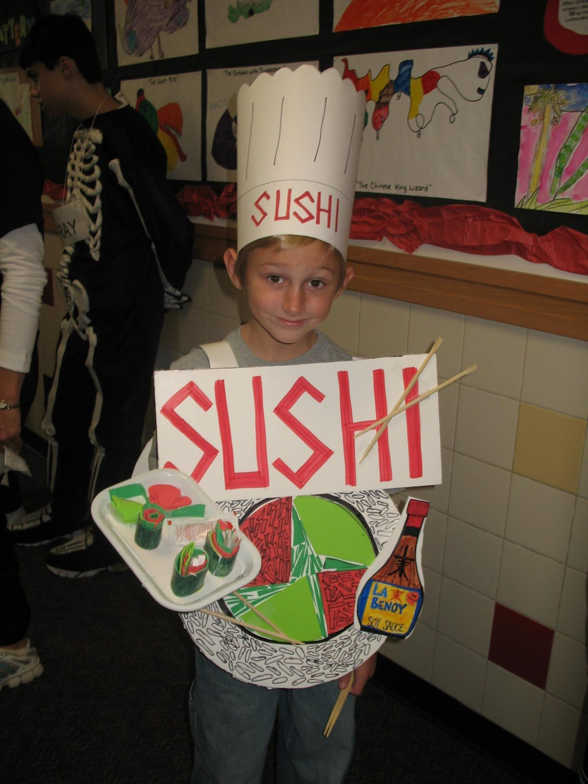 Vocabulary Word Parade Costume Ideas