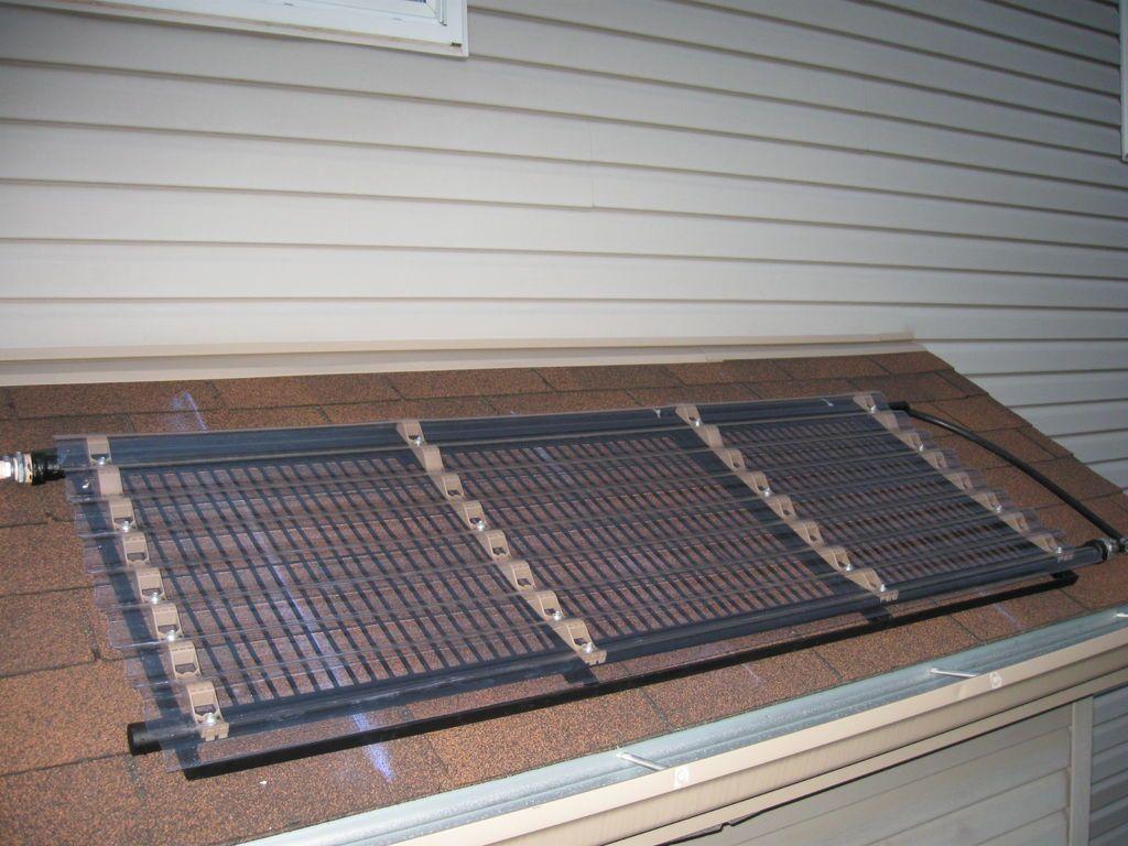 Pool Solar Water Heater Diy solar pool heater, Solar
