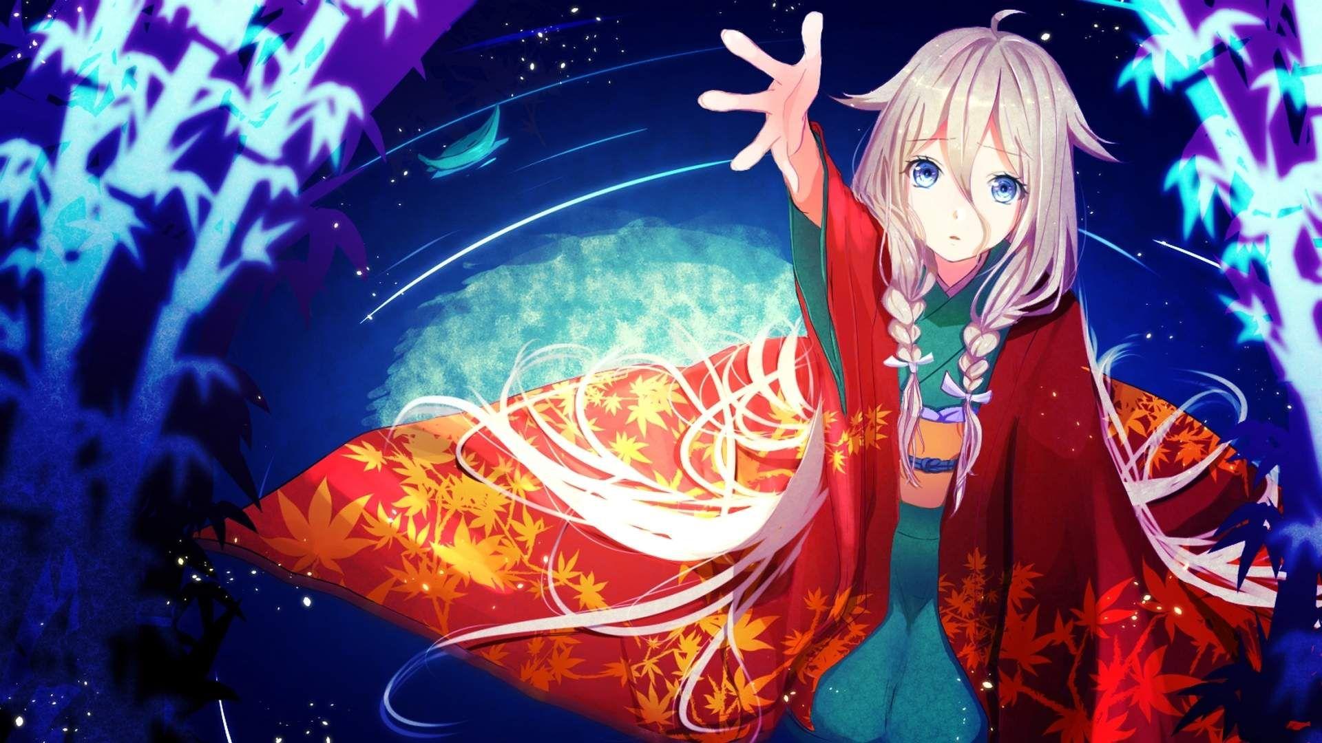 Anime Wallpaper & Anime Girls HD Wallpapers Best