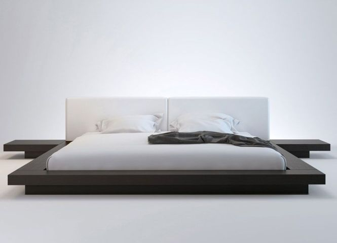 Incredible Low Profile Bed Frame Canada For House Improved