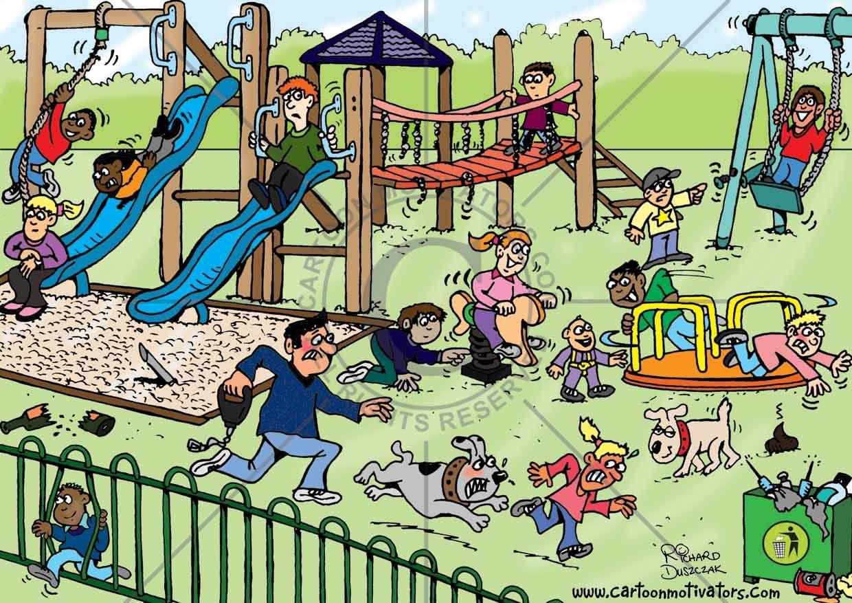 Cartoons For Esl Kids