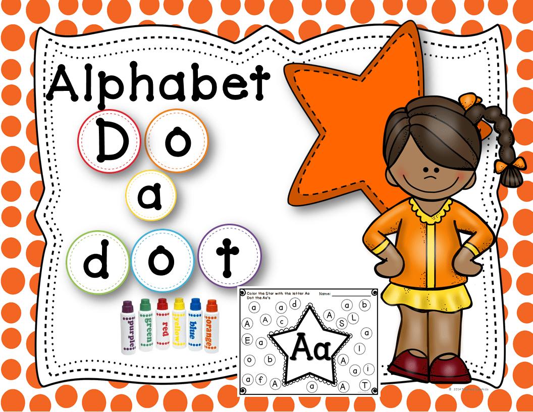 Alphabet Worksheets Dauber Activities