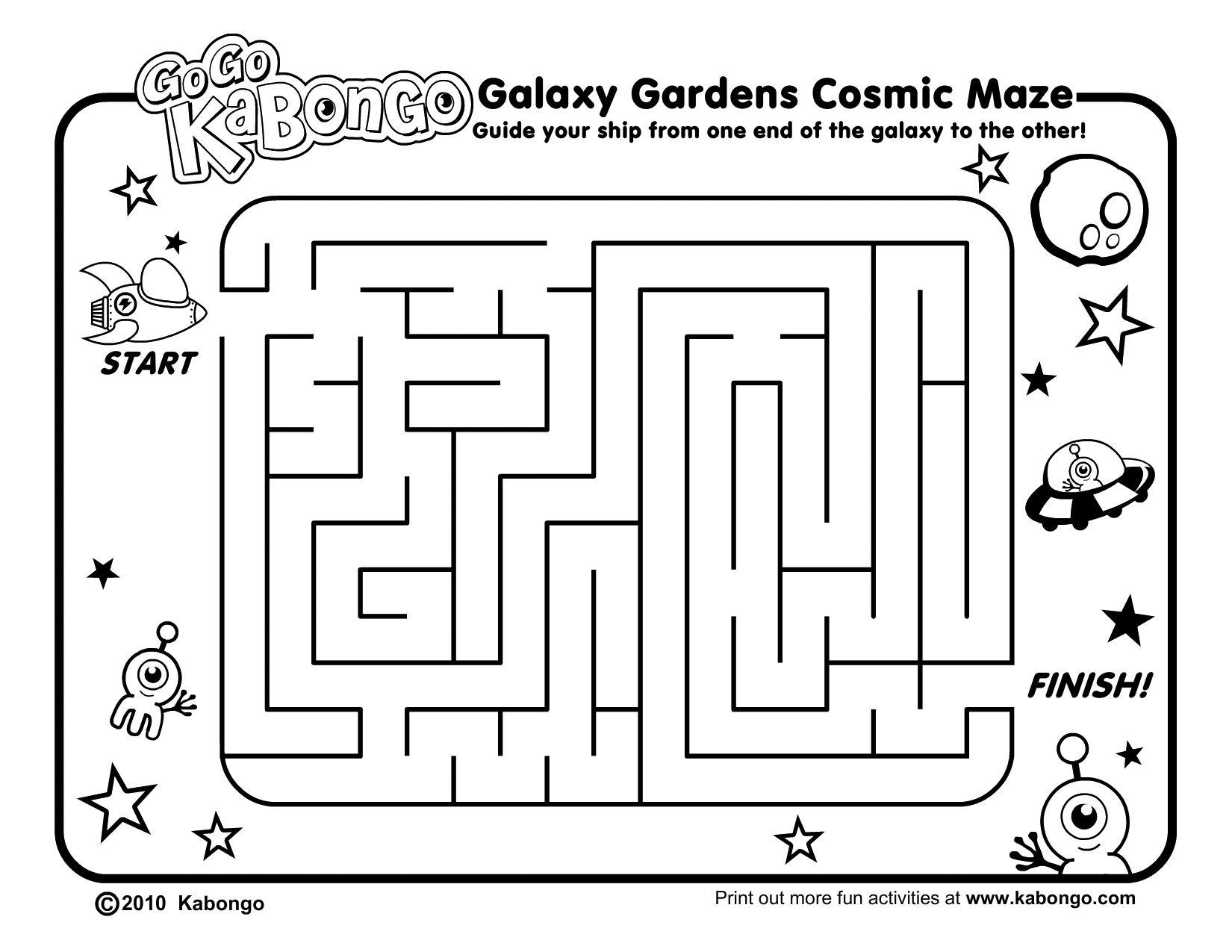Kabongo Galaxygardens Maze 1 650 1 275 Pixels