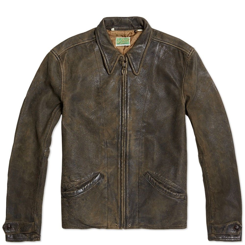 Levi's Vintage Leather Jacket Skyfall SOLETOPIA