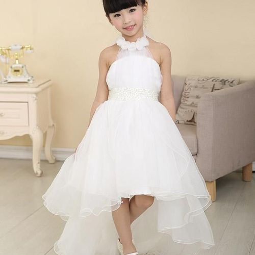 Beaded Navy Blue Taffeta Flower Girl Dress | Flower, Girls and