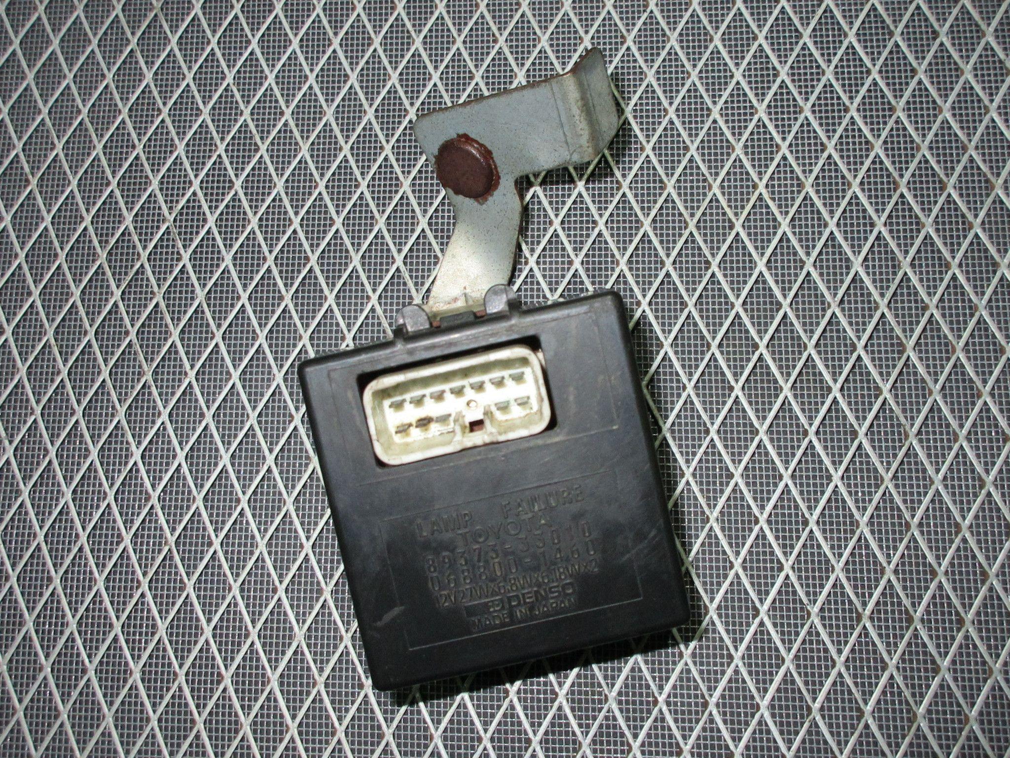 92 93 Lexus ES300 OEM Lamp Failure Unit Relay