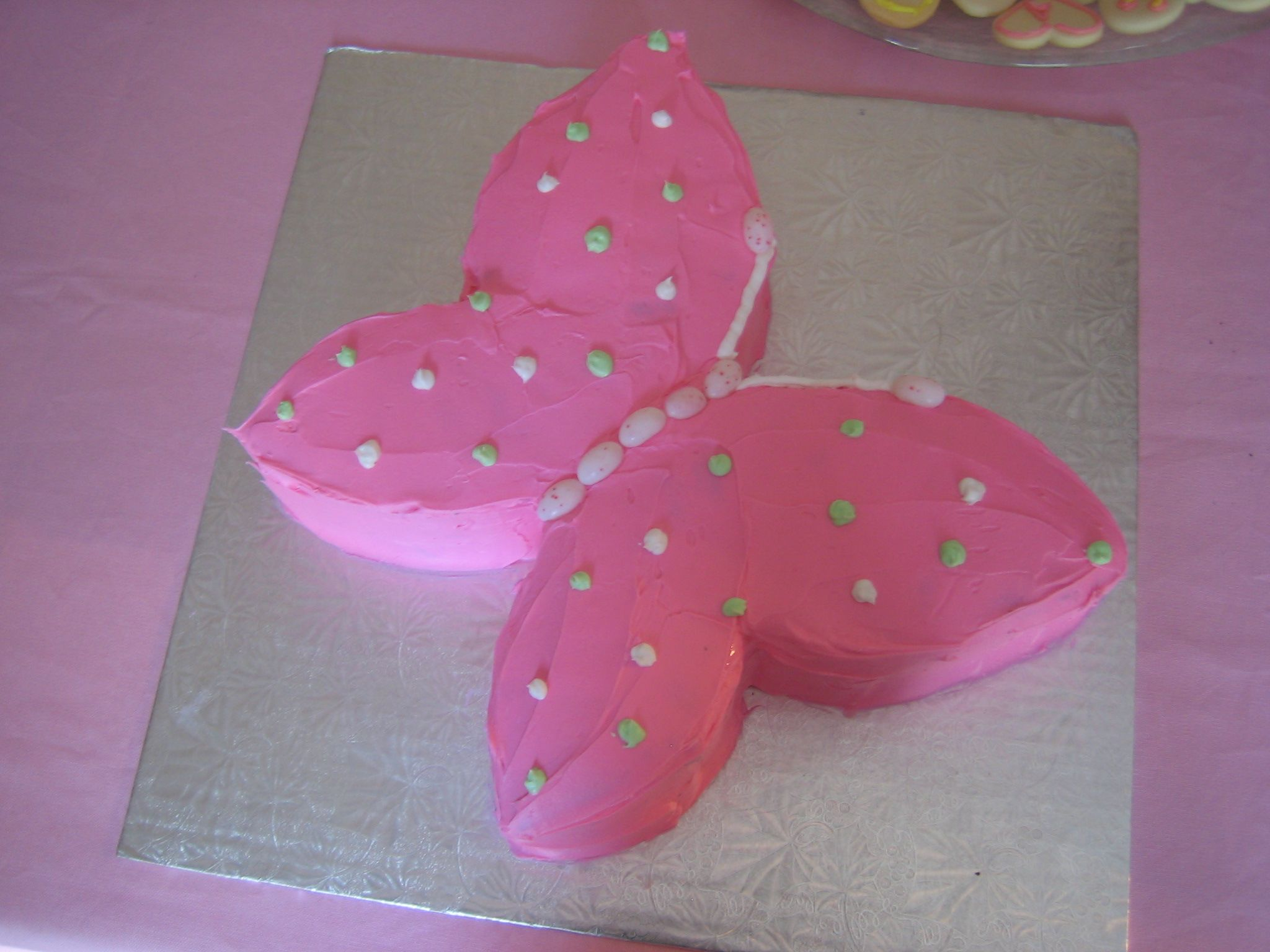 Butterfly Birthday Cake Bits and Pieces... Pinterest