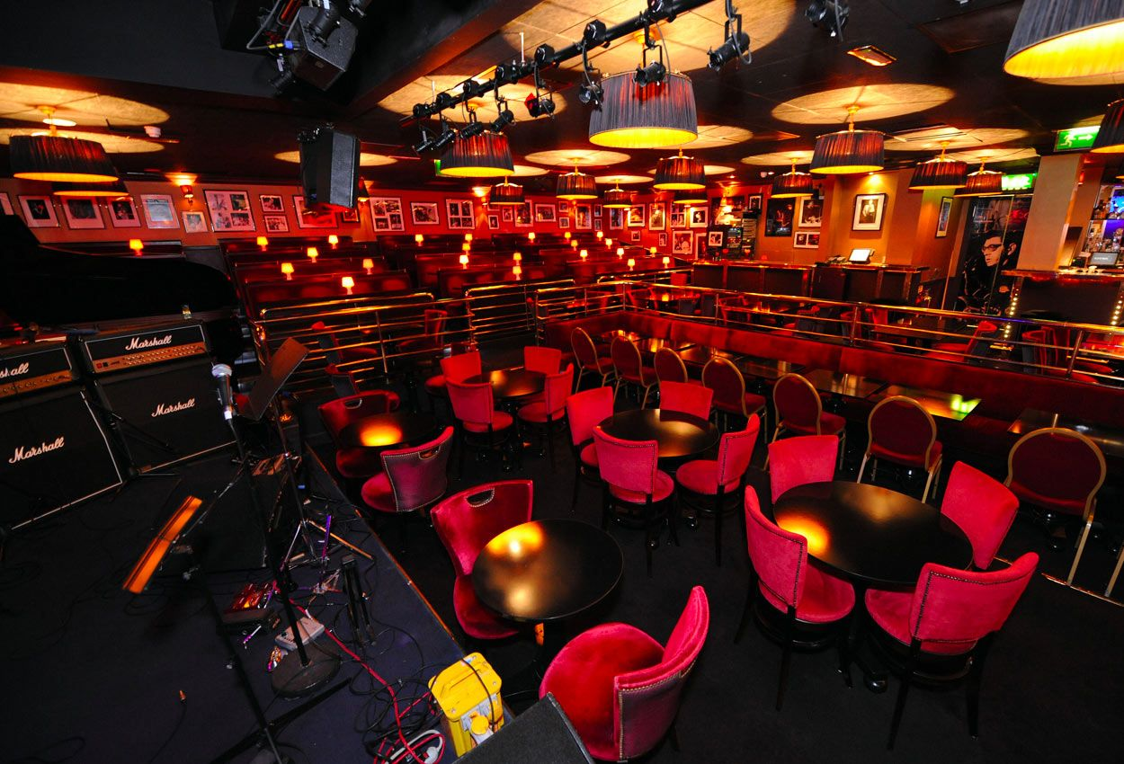Ronnie Scotts Jazz Club, Soho, London LONDON SPOTS