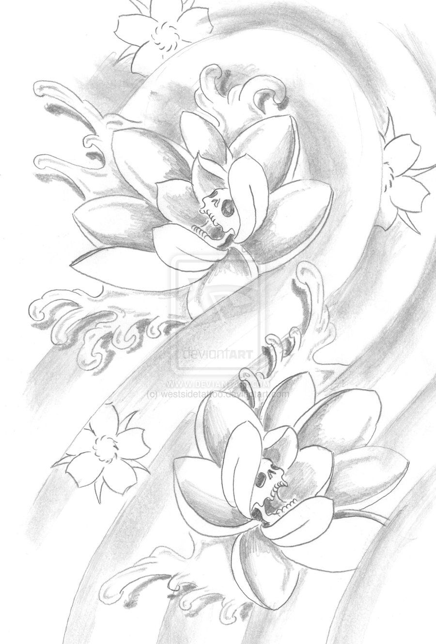 lotus flower drawing sketchDrawings Sketch Of Lotus
