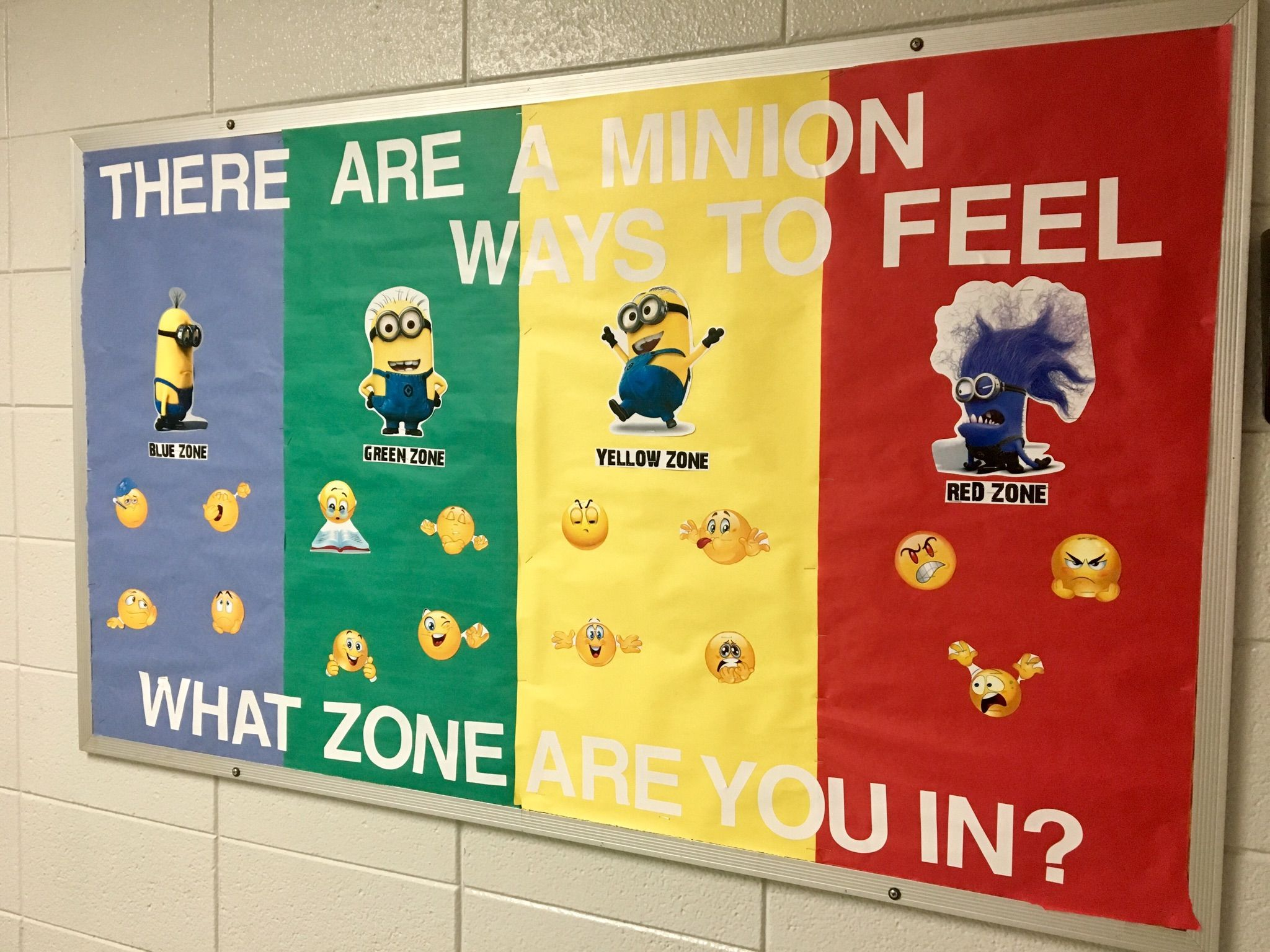 There Are A Minion Ways To Feel What Zone Are You In