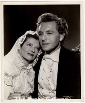 Image result for paul henreid and kate hepburn 1940s