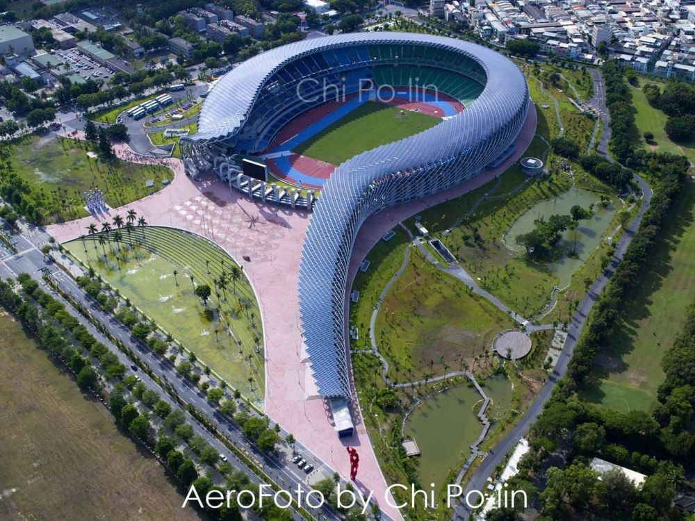 Image result for kaohsiung national stadium